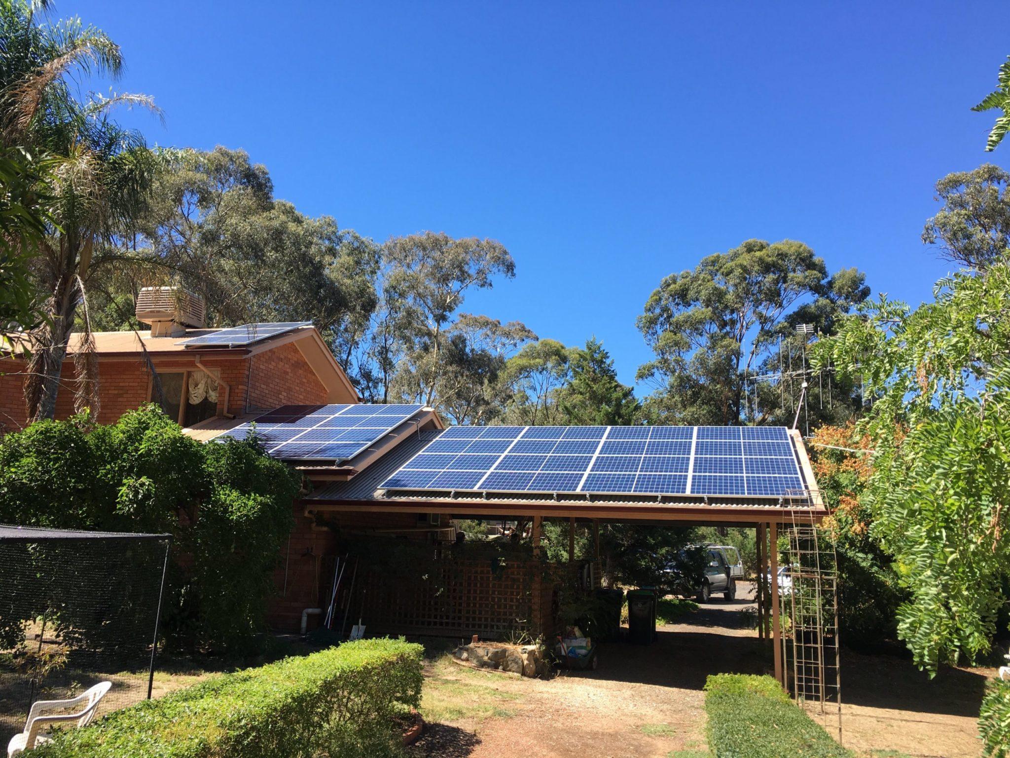 Eaglehawk Solaredge