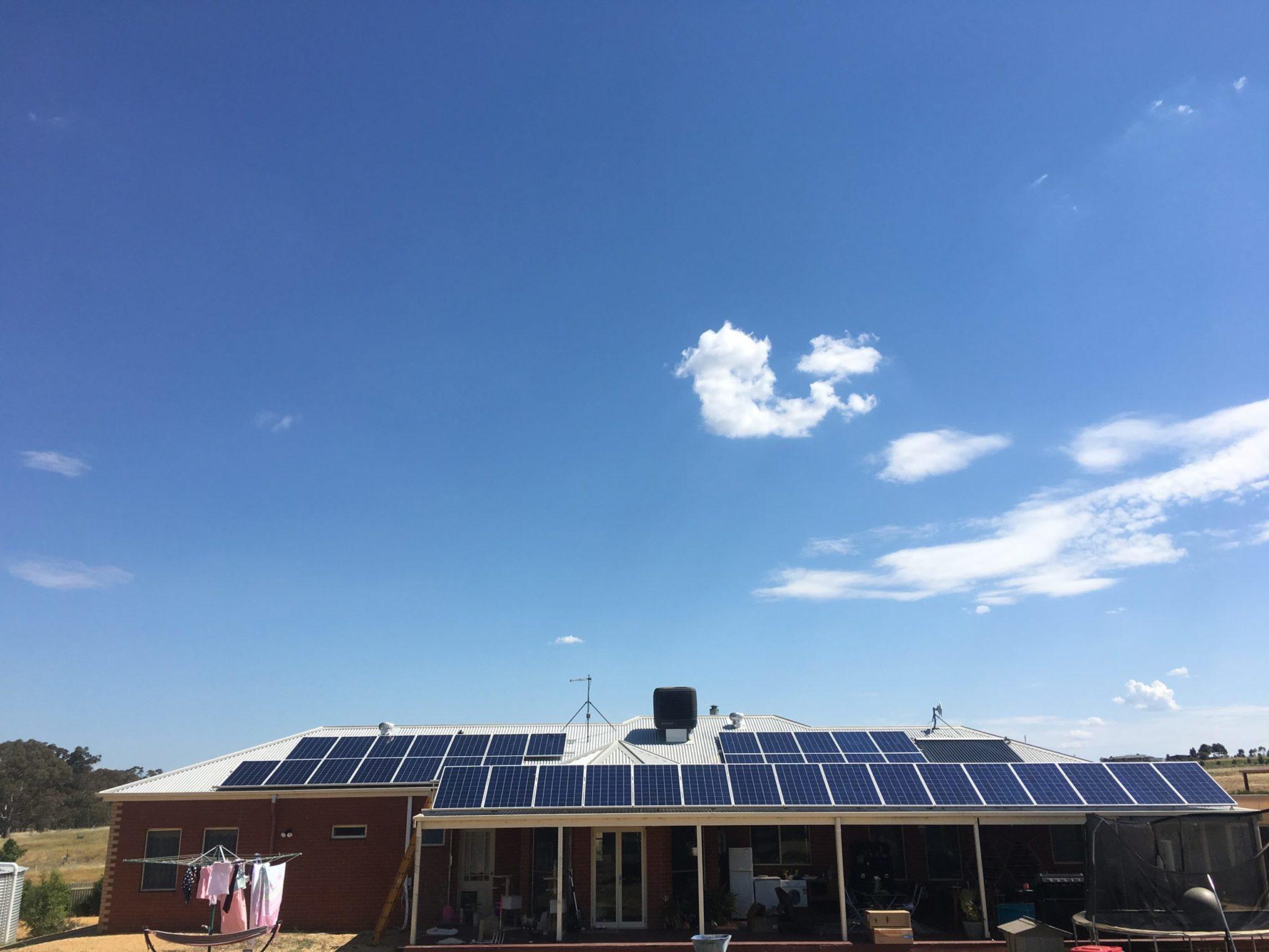 bendigo solar installers,